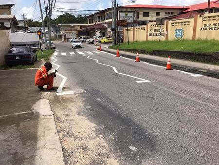 Pedestrian Upgrades To Schools