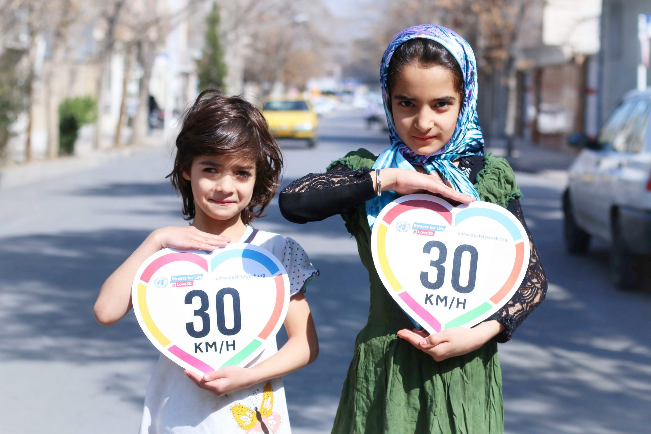 UN Global Road Safety Week - Global Alliance of NGOs for Road Safety